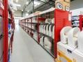 Steckregale MultiPlus im Sanitärhandel