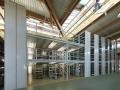 Mehrgeschoss-Regalanlage von Bauer Lagertechnik